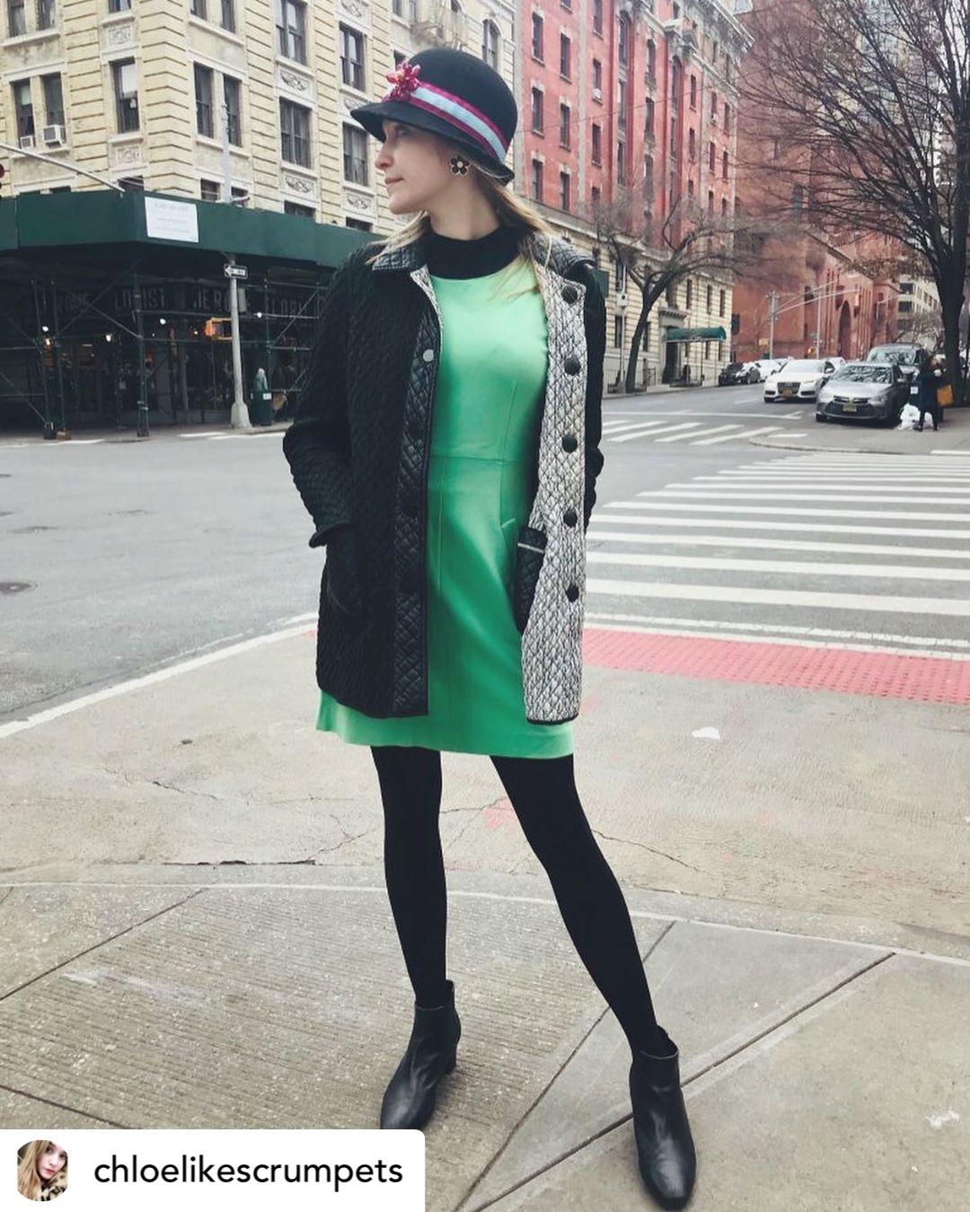 Chloe Hyman wearing Cheeky Hats